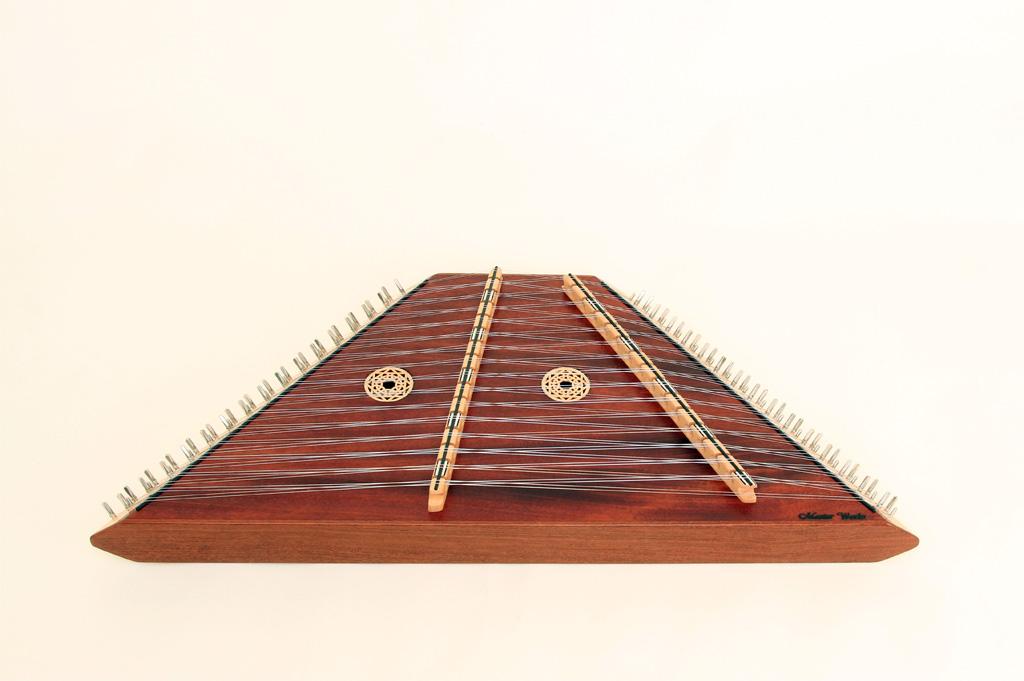 Soprano Red Mahogany Hammer Dulcimer
